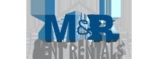 M&R Tent Rentals Logo